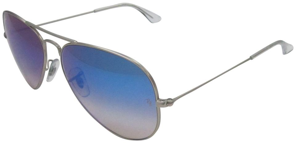 2a40826d6aa Ray-Ban RayBan Aviator Large Metal RB3025 019 8B Unisex Italy OLH211 ...