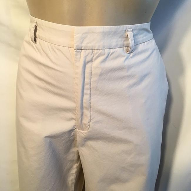 Banana Republic Capris Tan Image 1