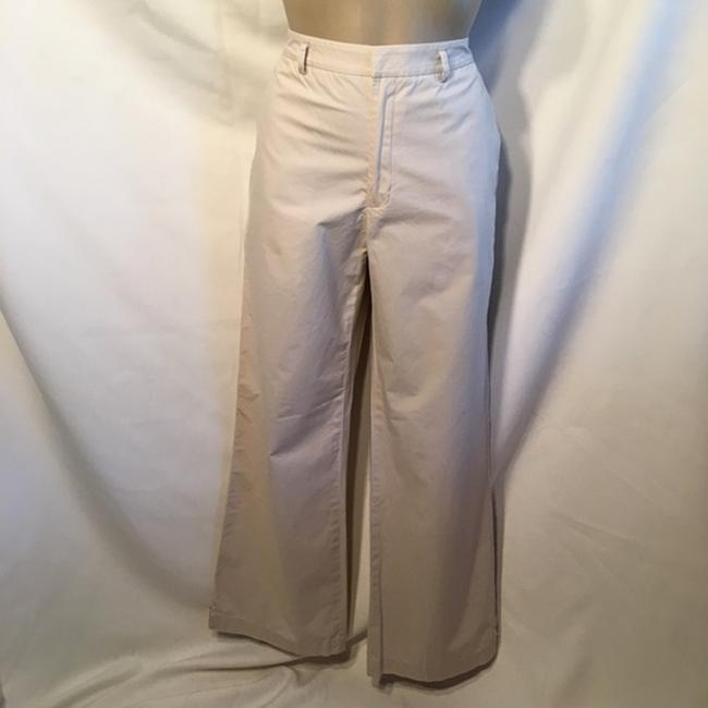 Banana Republic Capris Tan Image 3