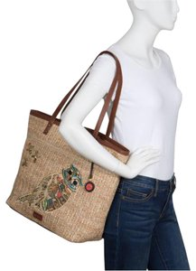 Sakroots Tote in Blue gold