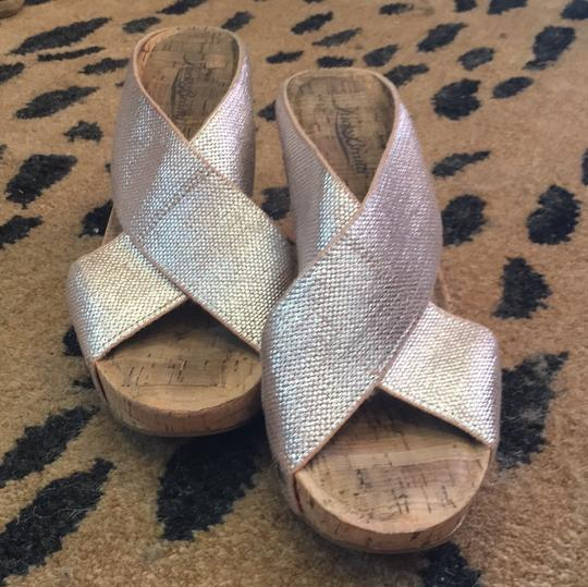 Lucky Brand Silver Wedges Image 1