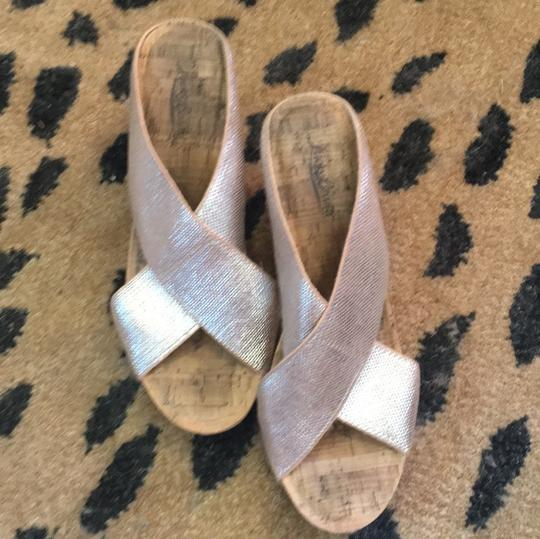 Lucky Brand Silver Wedges Image 2