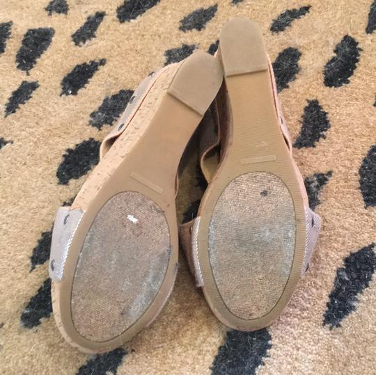 Lucky Brand Silver Wedges Image 4