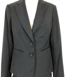 The Limited The Limited Collection PINSTRIPE SUIT Jacket 4 Black
