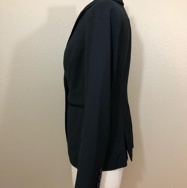The Limited The Limited Collection PINSTRIPE SUIT Jacket 4 Black Image 1