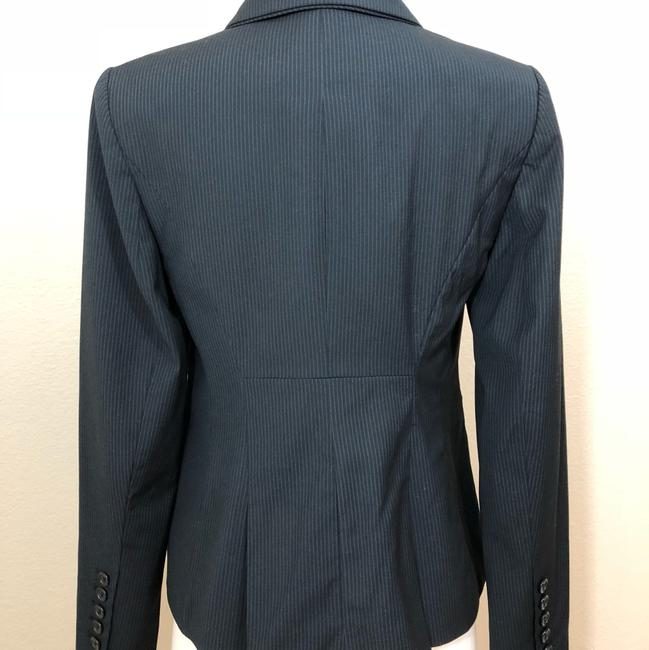 The Limited The Limited Collection PINSTRIPE SUIT Jacket 4 Black Image 2
