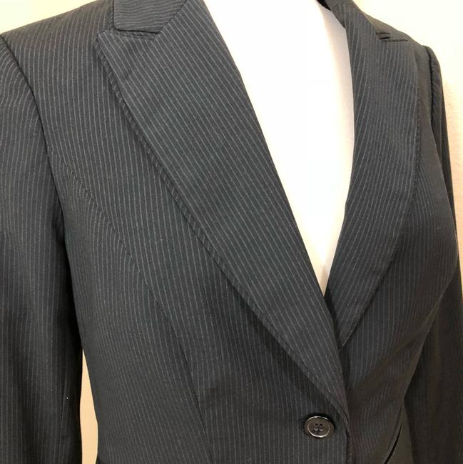 The Limited The Limited Collection PINSTRIPE SUIT Jacket 4 Black Image 4
