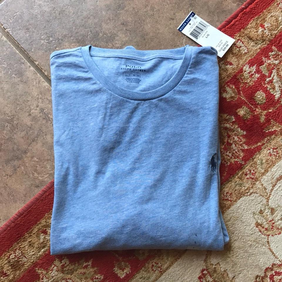 32a39a1c53 Polo Ralph Lauren Blue Health L Men's Long Sleeve and S Avail Tee ...