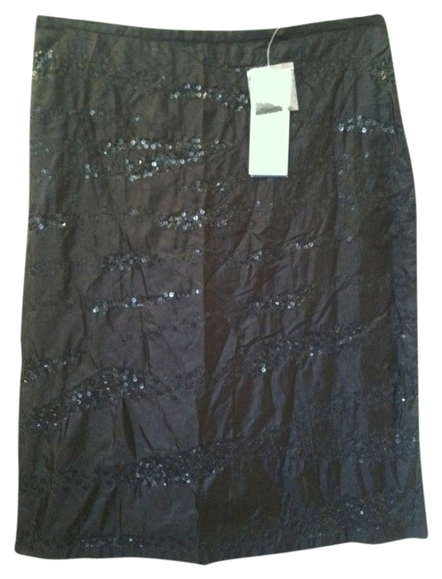 French Connection Skirt Black