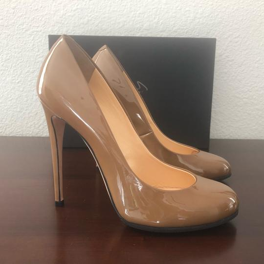 Giuseppe Zanotti Light Brown Formal Image 1