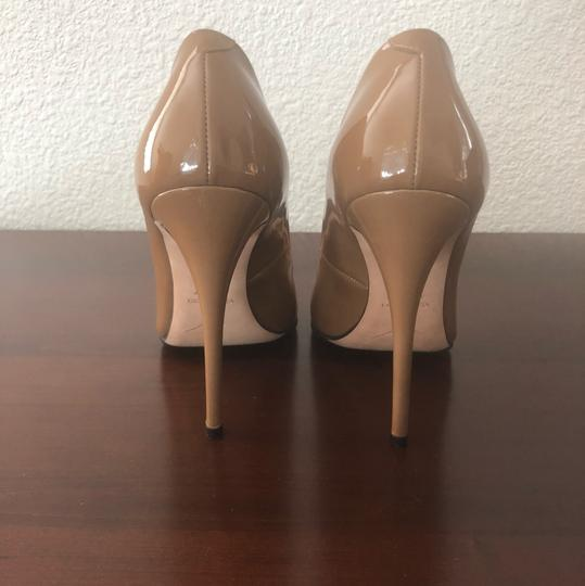 Giuseppe Zanotti Light Brown Formal Image 7