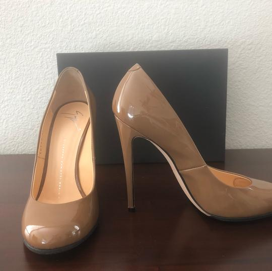 Giuseppe Zanotti Light Brown Formal Image 8