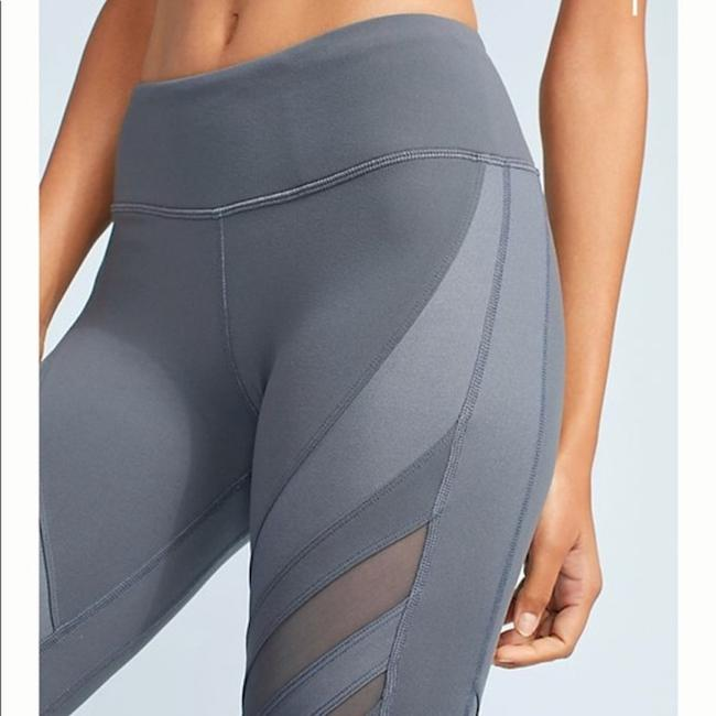 Alo High Waisted Epic Leggings in Gray Nwt Image 4