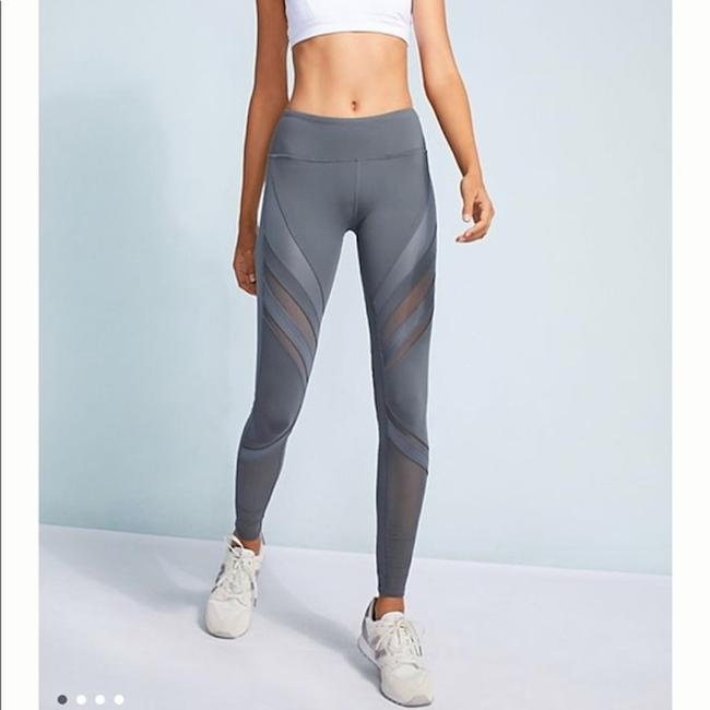 Alo High Waisted Epic Leggings in Gray Nwt Image 5