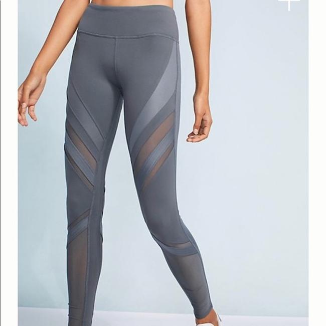 Alo High Waisted Epic Leggings in Gray Nwt Image 2