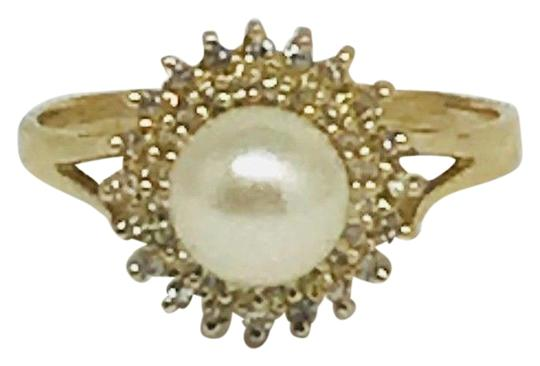 Preload https://img-static.tradesy.com/item/23624433/white-certified-995-ladies-diamond-and-south-sea-pearl-73mm-14kt-15696-ring-0-6-540-540.jpg