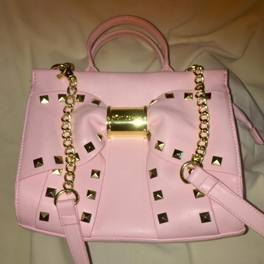 Betsey Johnson Satchel in BLUSH PINK