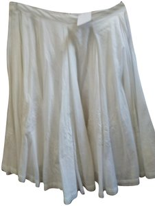 Ivan Grundahl Skirt White