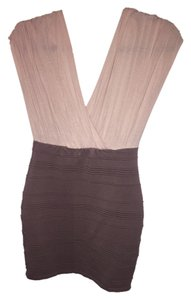 Charlotte Russe Form-fitting Dress