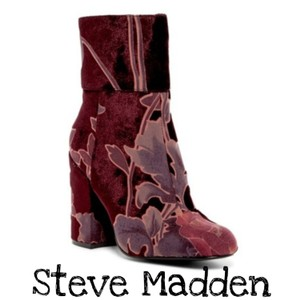 8a0c5162bac Red Steve Madden Boots & Booties High 3