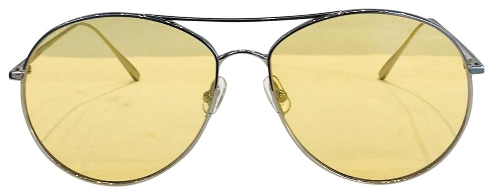 00467ab0b88c Yellow Gentle Monster Sunglasses - Up to 70% off at Tradesy