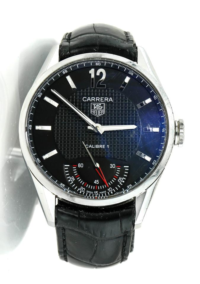 Tag Heuer Stainless Steel Carrera Calibre 1 Limited Edition Watch