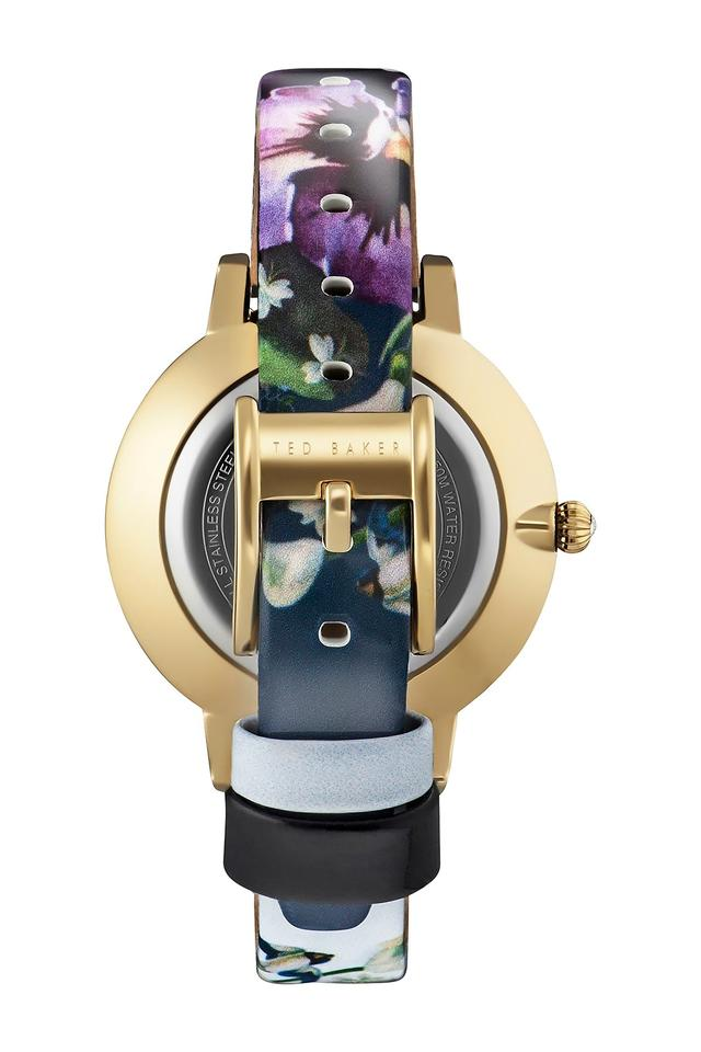 9e3d68204a8 Ted Baker Multi Color New London Women s Kate Leather Strap Women Watch -  Tradesy