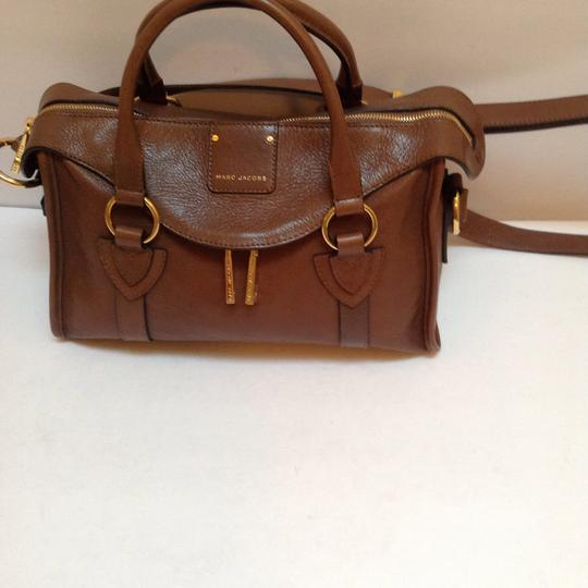 Marc Jacobs Satchel in Taupe Image 11