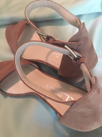 Chinese Laundry Sexy Vintage Tan/Beige Pumps Image 4