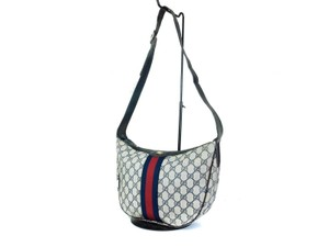 Gucci Roomy Top Zip Accessory Col High-end Bohemian Perfect Everyday Excellent Vintage Hobo Bag