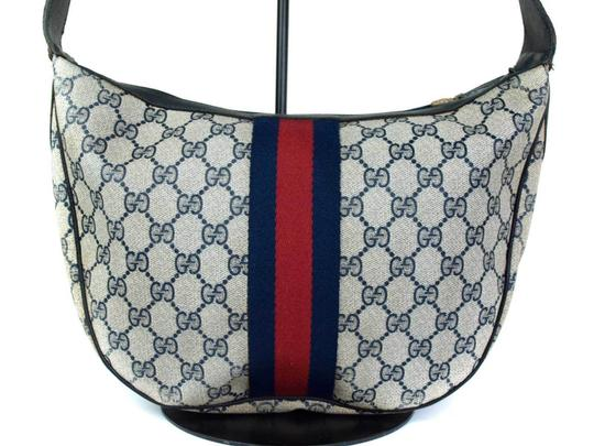 Gucci Roomy Top Zip Accessory Col High-end Bohemian Perfect Everyday Excellent Vintage Hobo Bag Image 2