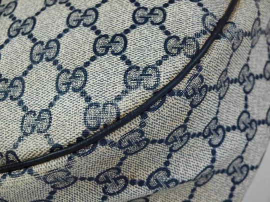 Gucci Roomy Top Zip Accessory Col High-end Bohemian Perfect Everyday Excellent Vintage Hobo Bag Image 5
