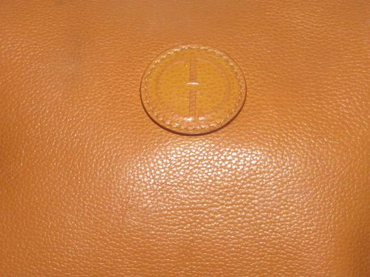 Gucci Excellent Vintage High-end Bohemian Great For Everyday Rare Color Gold Fob On Zipper Hobo Bag Image 11