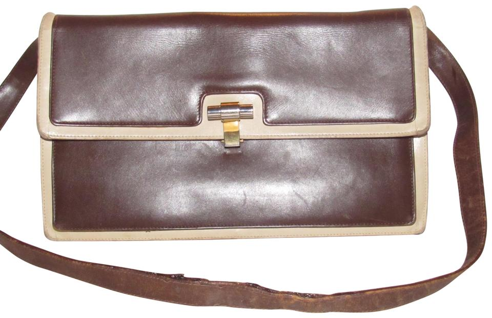 76fac7f484 Salvatore Ferragamo High-end Bohemian Two-way Style Excellent Vintage  Expandable Bottom Clutch  ...