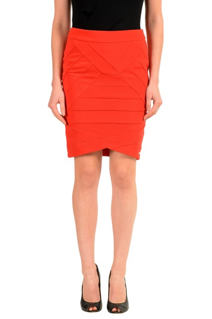 Just Cavalli Skirt Red Image 0