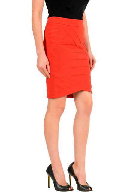 Just Cavalli Skirt Red Image 1