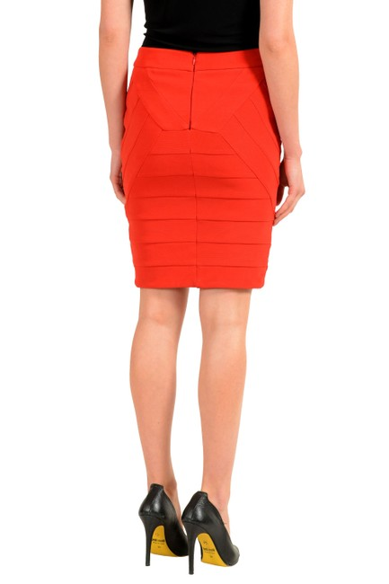 Just Cavalli Skirt Red Image 2