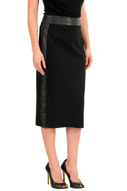 Just Cavalli Skirt Black Image 1