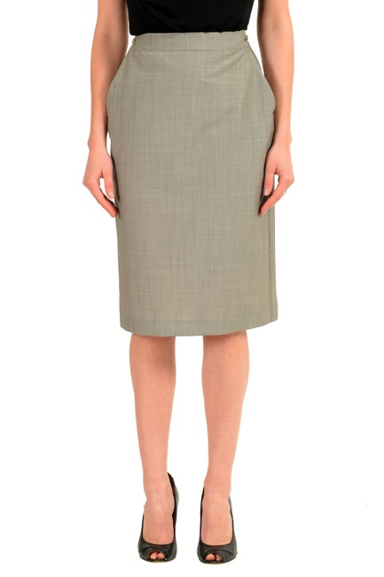 Maison Margiela Skirt Gray Image 0