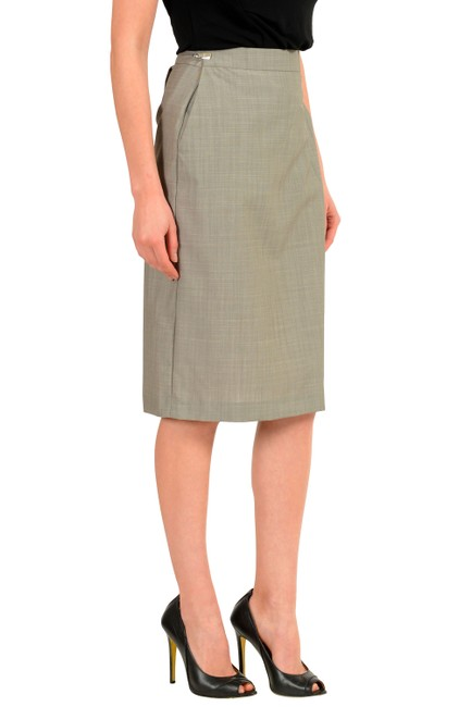 Maison Margiela Skirt Gray Image 1