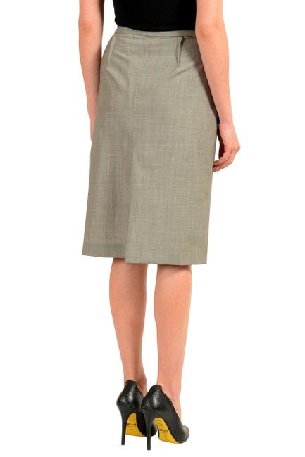 Maison Margiela Skirt Gray Image 2