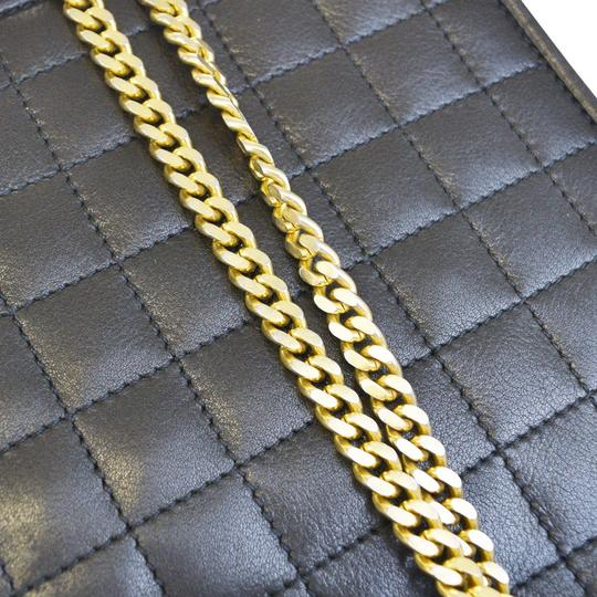 Céline Made In Italy Black Clutch Image 10