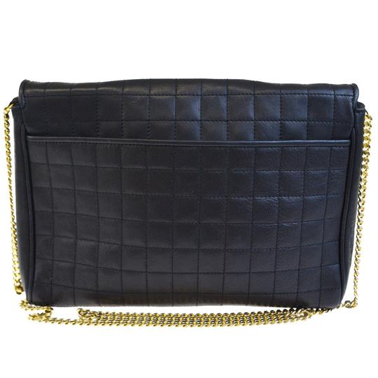 Céline Made In Italy Black Clutch Image 2