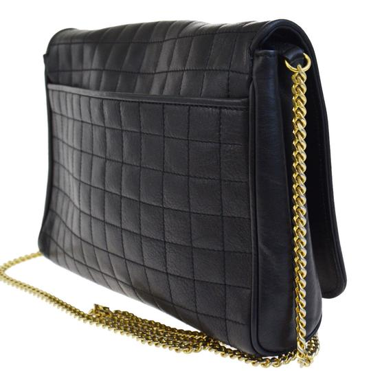 Céline Made In Italy Black Clutch Image 3