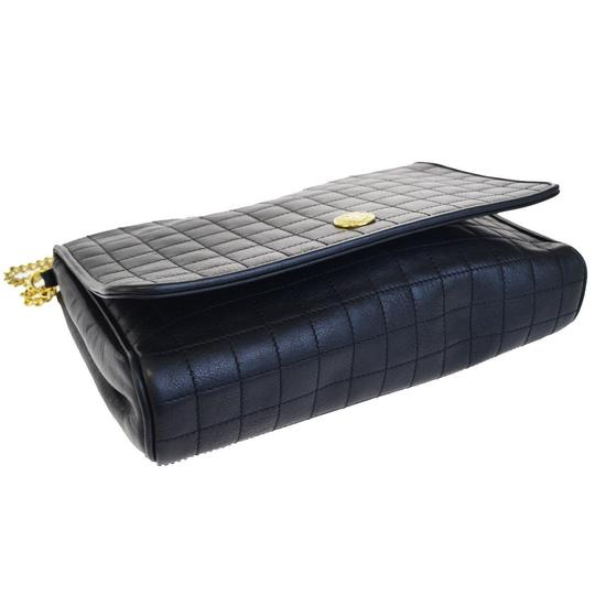 Céline Made In Italy Black Clutch Image 4