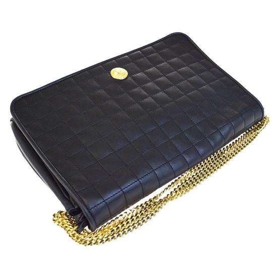 Céline Made In Italy Black Clutch Image 5