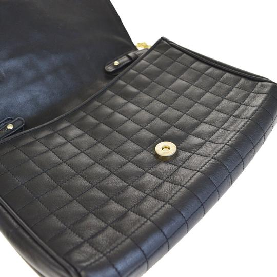 Céline Made In Italy Black Clutch Image 7