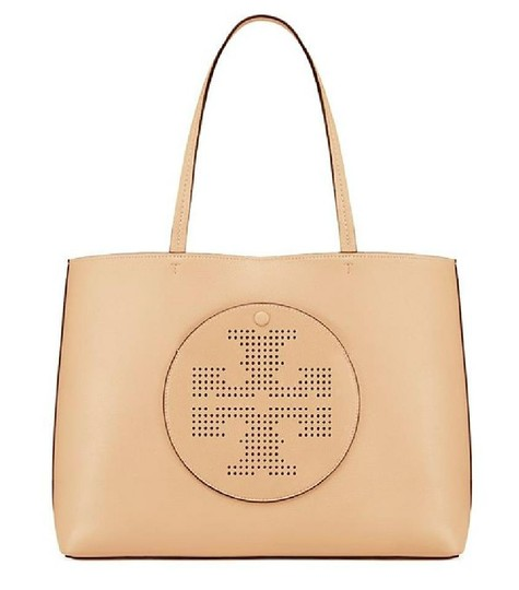 Tory Burch Tote in dune/navy Image 1