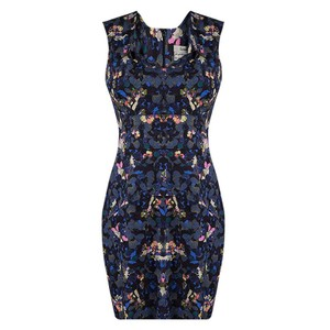 ERDEM short dress Multicolor on Tradesy