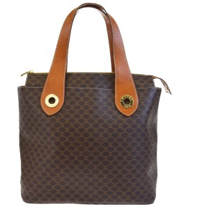 Céline Made In Italy Tote in Brown